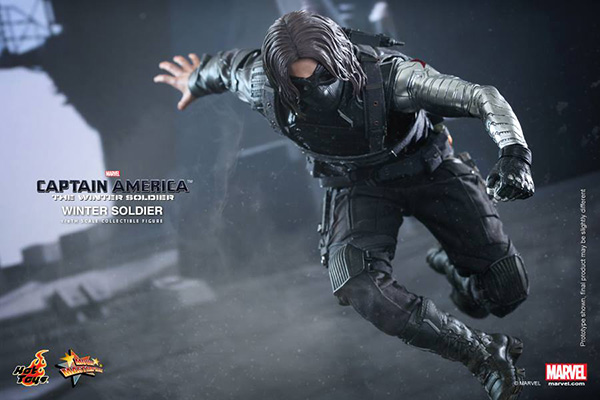 Preview | Hot Toys: Winter Soldier (10)