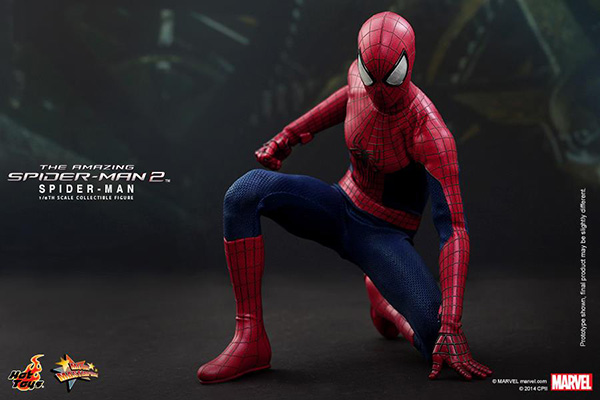 Preview | Hot Toys: Spider-Man (The Amazing Spider-Man 2) (11)