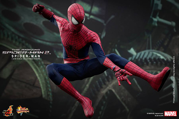 Preview | Hot Toys: Spider-Man (The Amazing Spider-Man 2) (12)