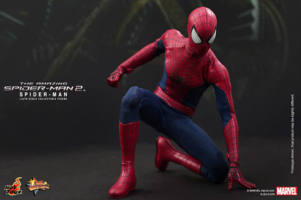 Preview | Hot Toys: Spider-Man (The Amazing Spider-Man 2) (13)