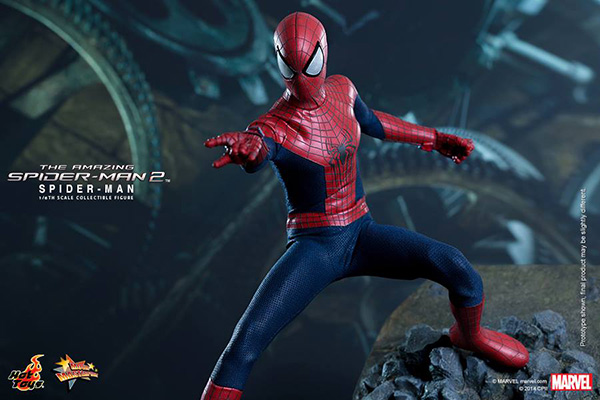Preview | Hot Toys: Spider-Man (The Amazing Spider-Man 2) (14)