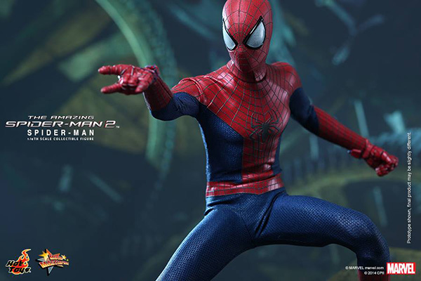 Preview | Hot Toys: Spider-Man (The Amazing Spider-Man 2) (15)