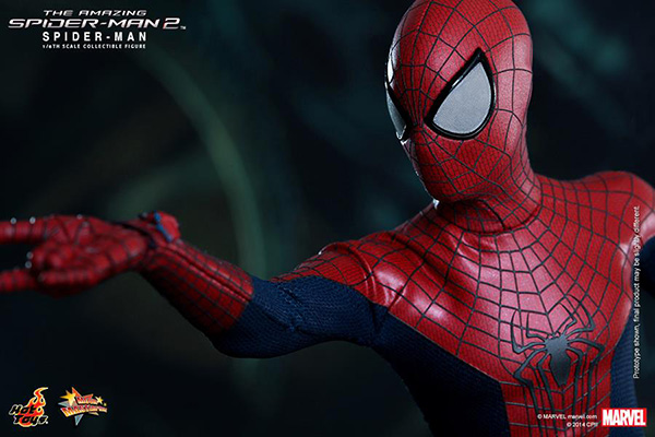 Preview | Hot Toys: Spider-Man (The Amazing Spider-Man 2) (17)