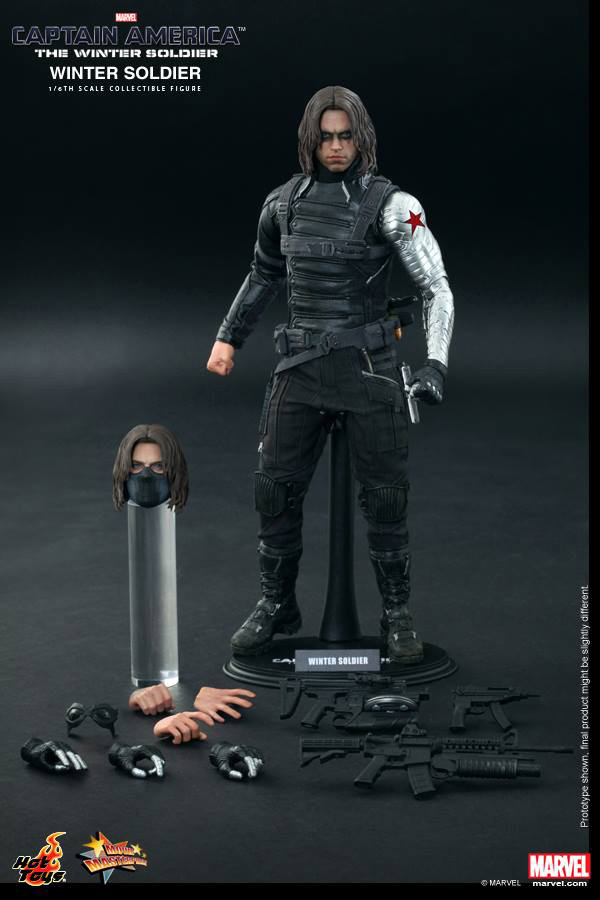 Preview | Hot Toys: Winter Soldier (19)