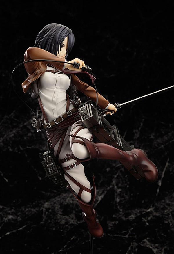 Preview | GSC: Mikasa Ackerman (4)