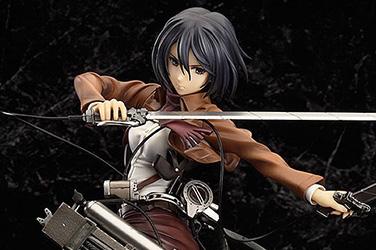 Preview | GSC: Mikasa Ackerman (7)