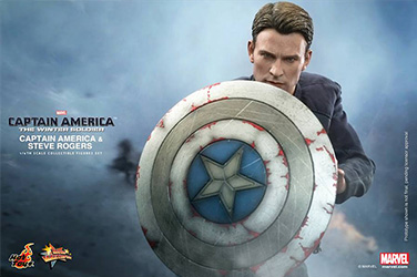 Preview | Hot Toys: Captain America & Steve Rogers (14)