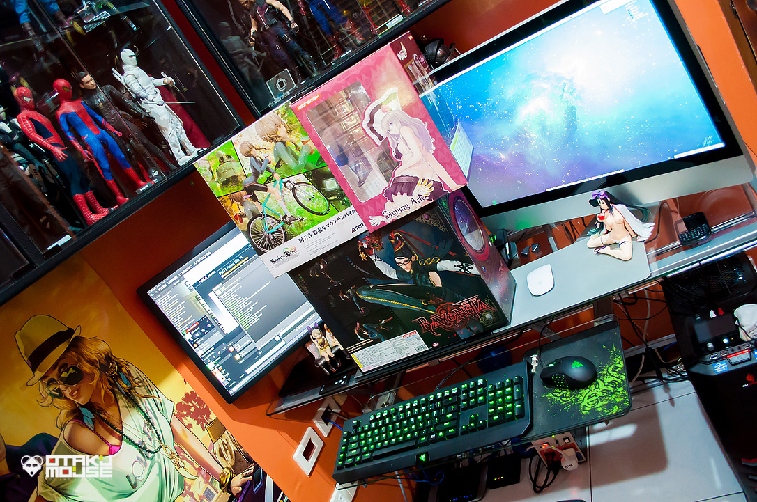 May 2014 Loot Report - Bayonetta, Suzuha Amane, and Velvet Batrass (8)