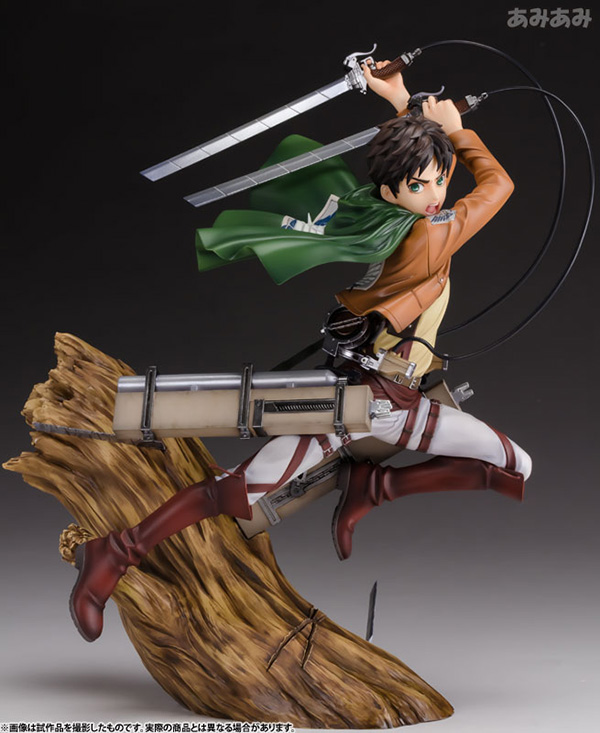 Preview | Kotobukiya: Eren Yeager (2)