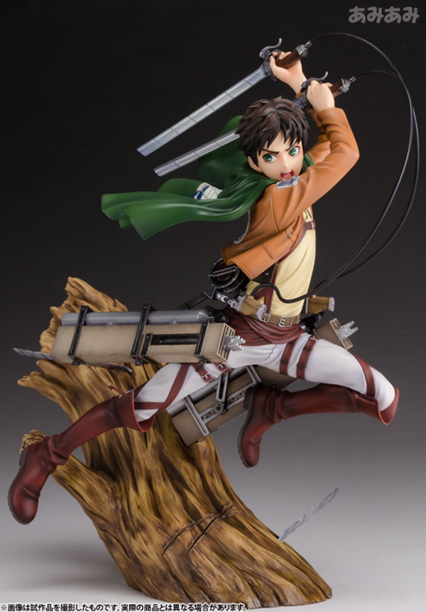 Preview | Kotobukiya: Eren Yeager (3)