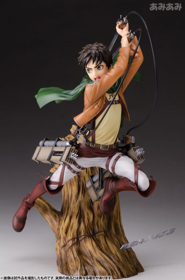 Preview | Kotobukiya: Eren Yeager (4)