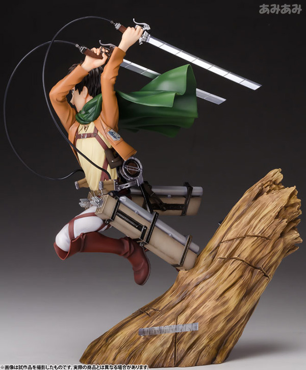 Preview | Kotobukiya: Eren Yeager (5)