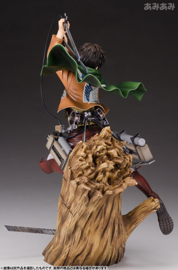Preview | Kotobukiya: Eren Yeager (7)