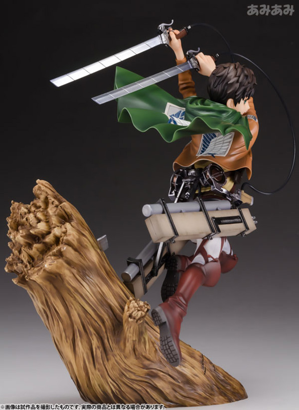 Preview | Kotobukiya: Eren Yeager (8)