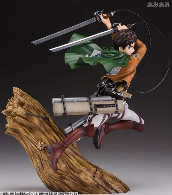 Preview | Kotobukiya: Eren Yeager (9)