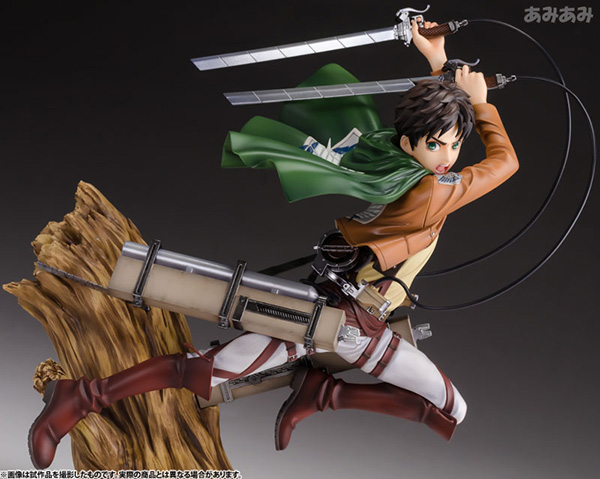 Preview | Kotobukiya: Eren Yeager (10)