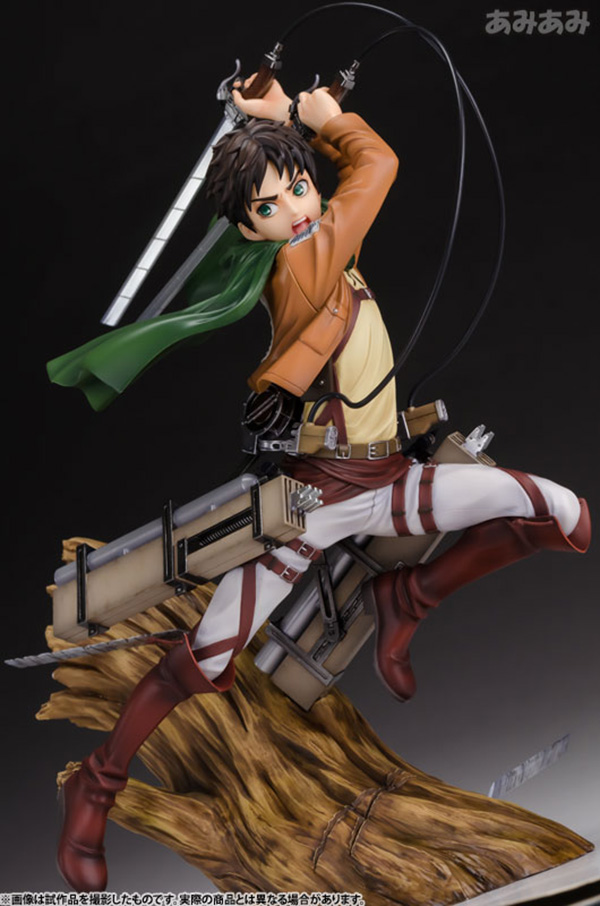 Preview | Kotobukiya: Eren Yeager (11)