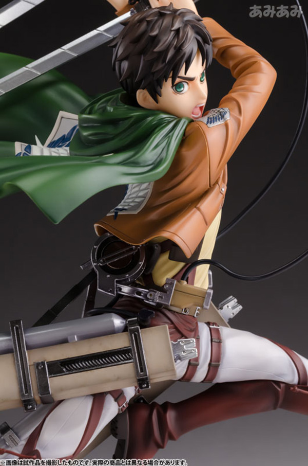 Preview | Kotobukiya: Eren Yeager (15)