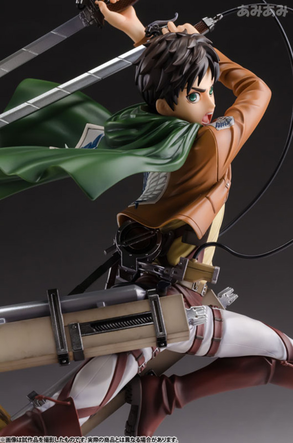 Preview | Kotobukiya: Eren Yeager (18)