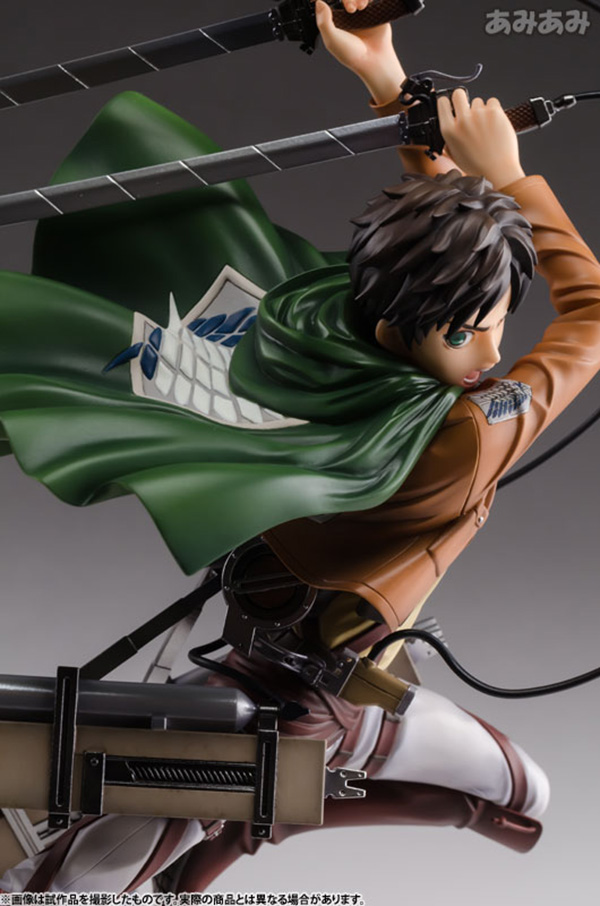 Preview | Kotobukiya: Eren Yeager (19)