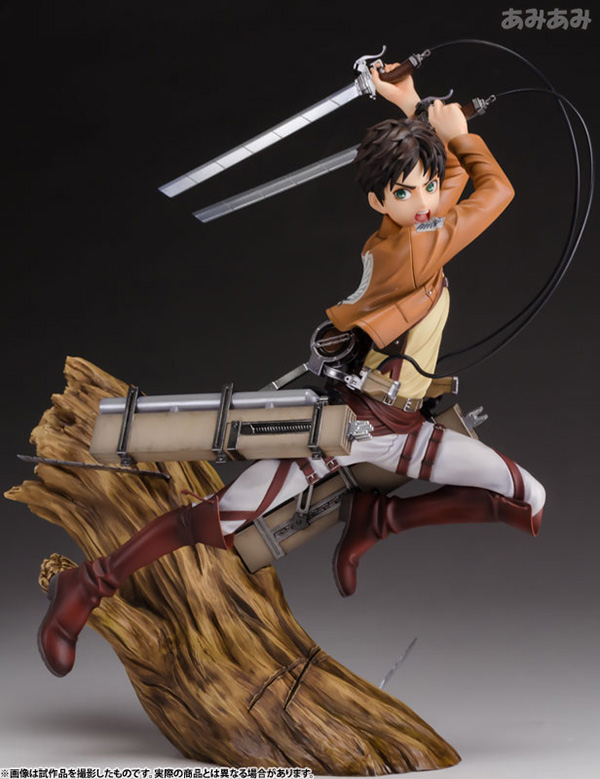 Preview | Kotobukiya: Eren Yeager (20)