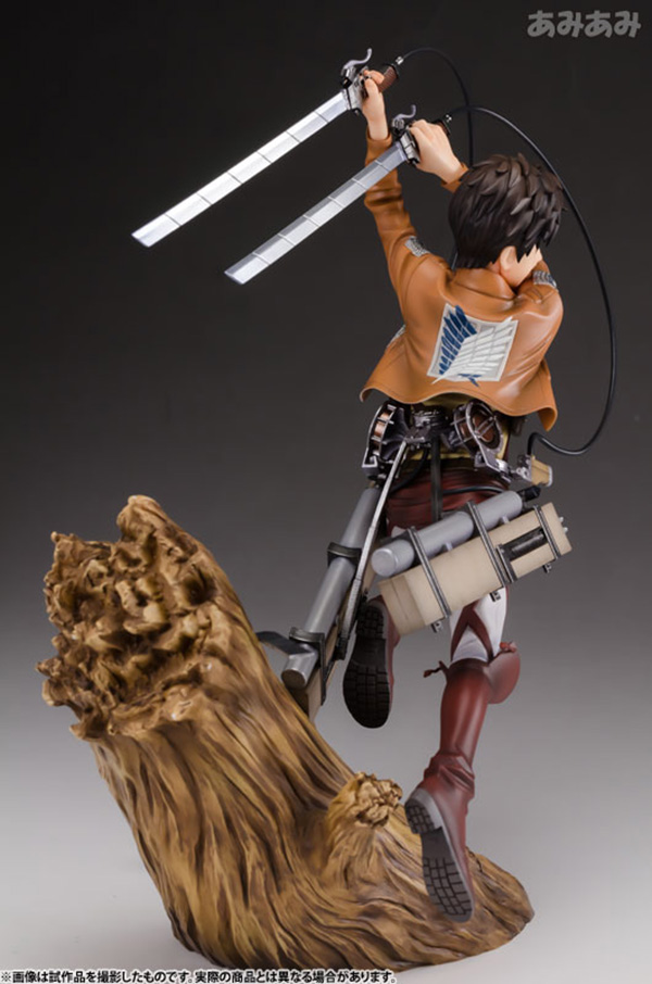 Preview | Kotobukiya: Eren Yeager (21)