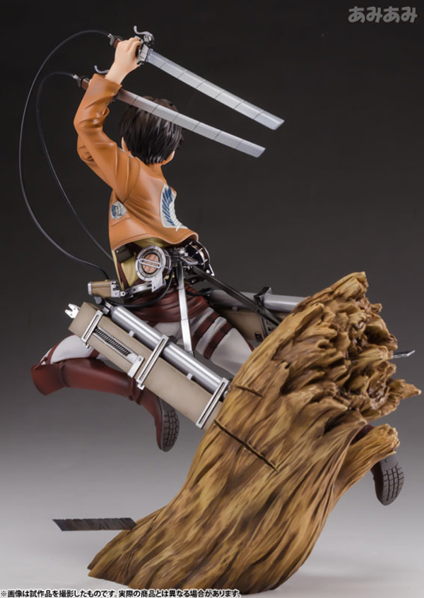 Preview | Kotobukiya: Eren Yeager (22)