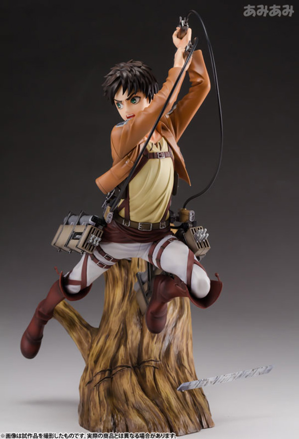 Preview | Kotobukiya: Eren Yeager (23)