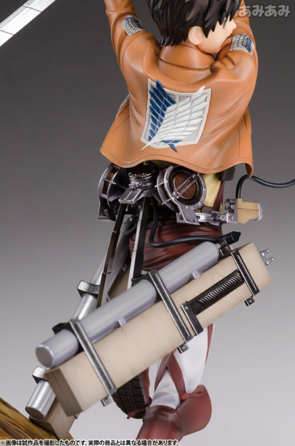 Preview | Kotobukiya: Eren Yeager (28)