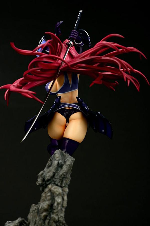 Preview | Orca Toys: Kousaka Tamaki (Samurai Ver.) (8)