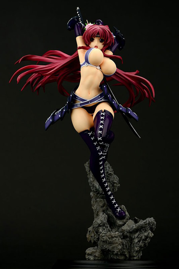 Preview | Orca Toys: Kousaka Tamaki (Samurai Ver.) (18)
