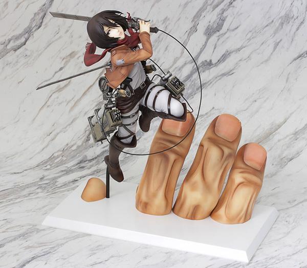 Preview | Pulchra: Mikasa Ackerman (1)
