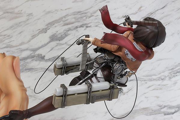 Preview | Pulchra: Mikasa Ackerman (6)