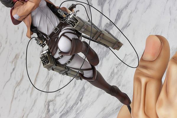 Preview | Pulchra: Mikasa Ackerman (8)