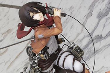 Preview | Pulchra: Mikasa Ackerman (11)