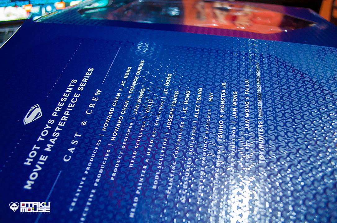Otakumouse Unboxed! #01 | Hot Toys Superman and Amazing Spiderman (2)