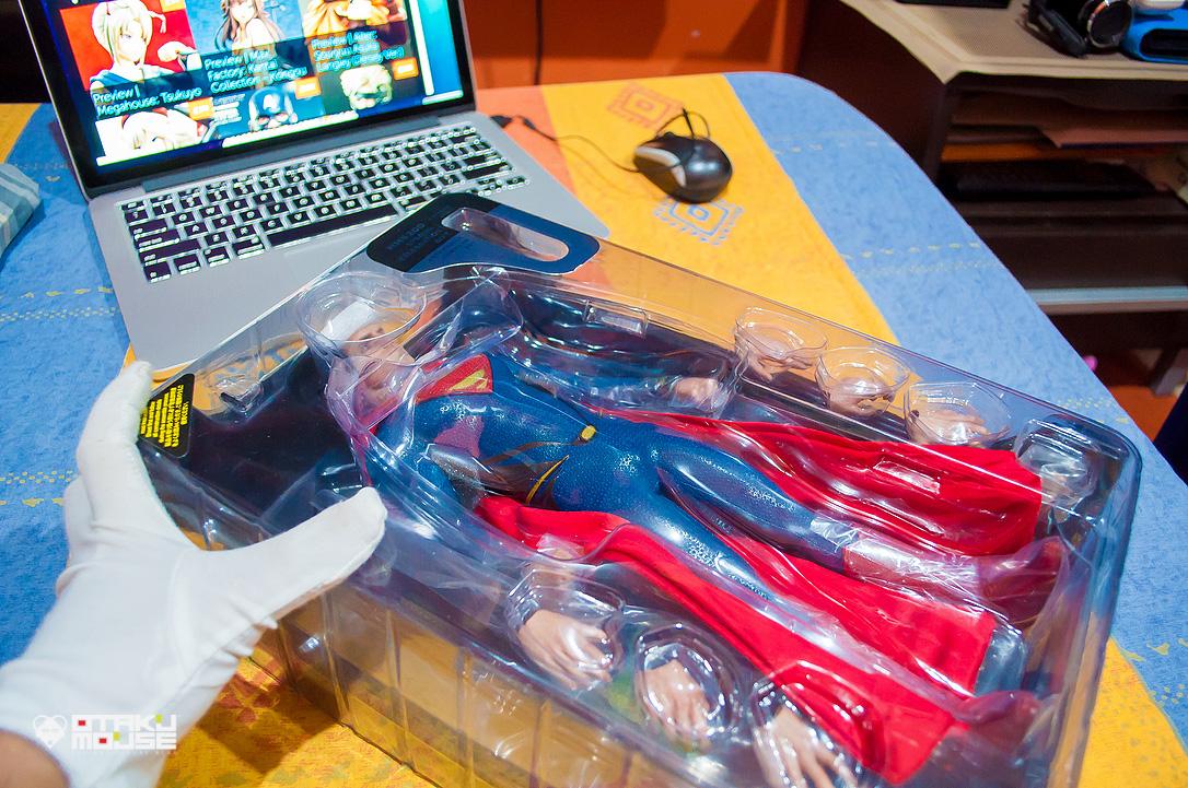 Otakumouse Unboxed! #01 | Hot Toys Superman and Amazing Spiderman (3)