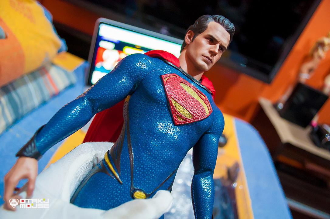 Otakumouse Unboxed! #01 | Hot Toys Superman and Amazing Spiderman (9)