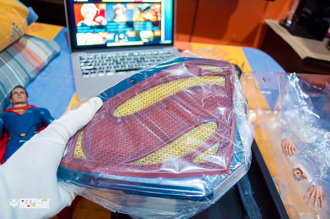 Otakumouse Unboxed! #01 | Hot Toys Superman and Amazing Spiderman (10)