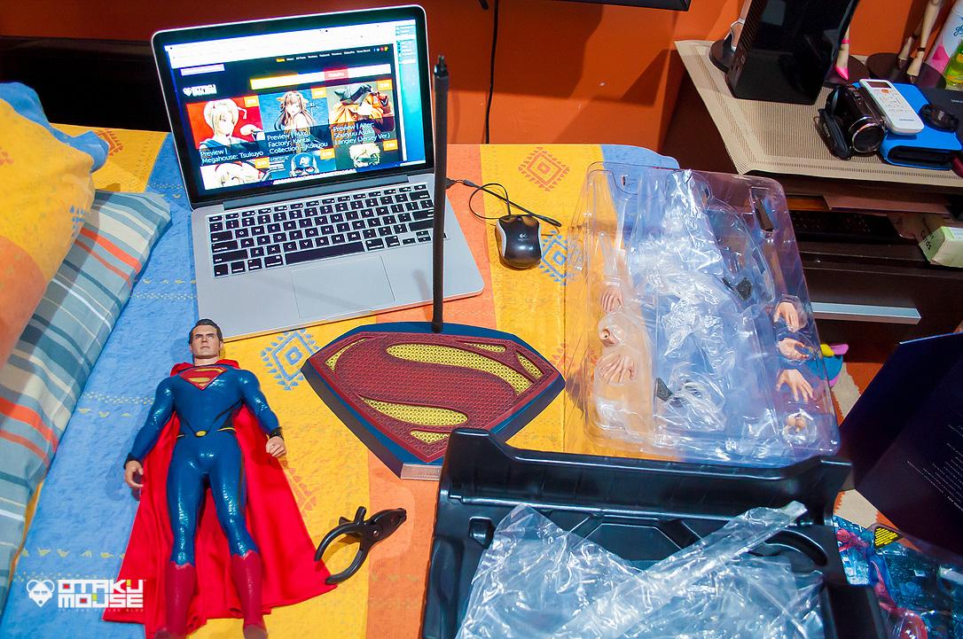 Otakumouse Unboxed! #01 | Hot Toys Superman and Amazing Spiderman (13)
