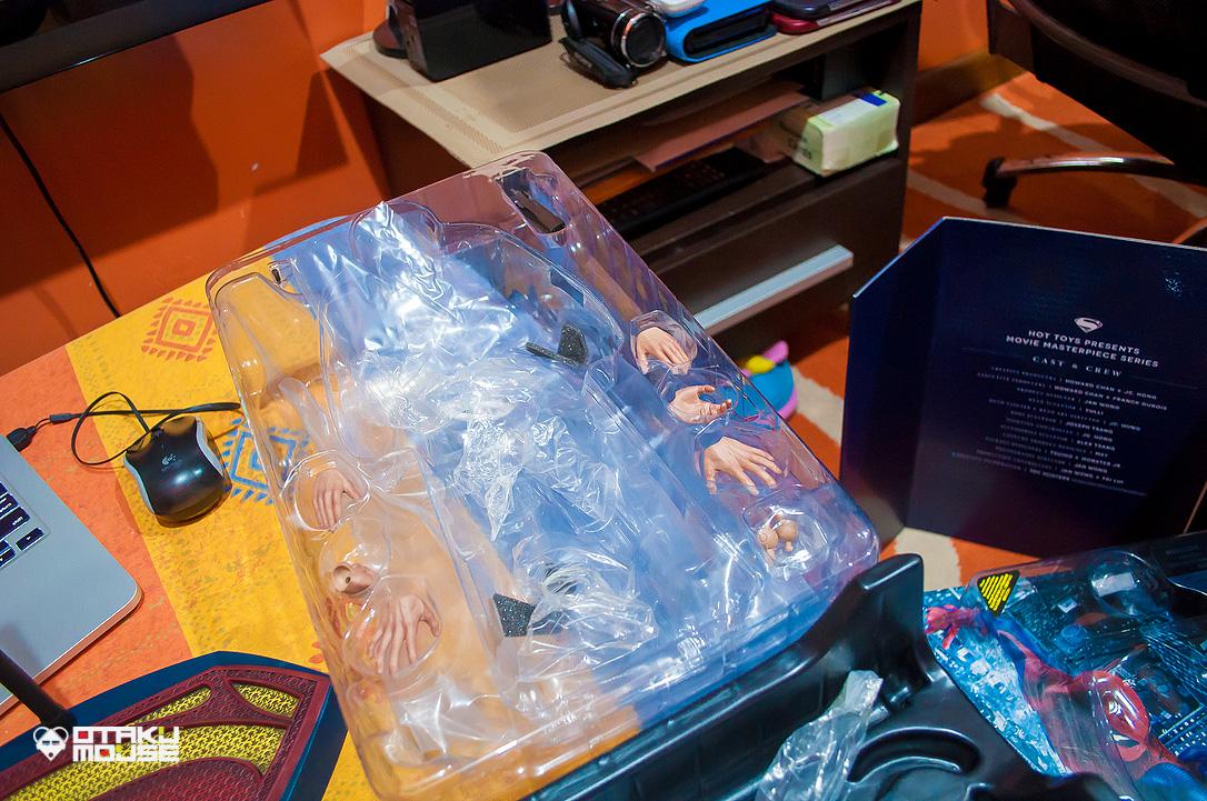 Otakumouse Unboxed! #01 | Hot Toys Superman and Amazing Spiderman (14)