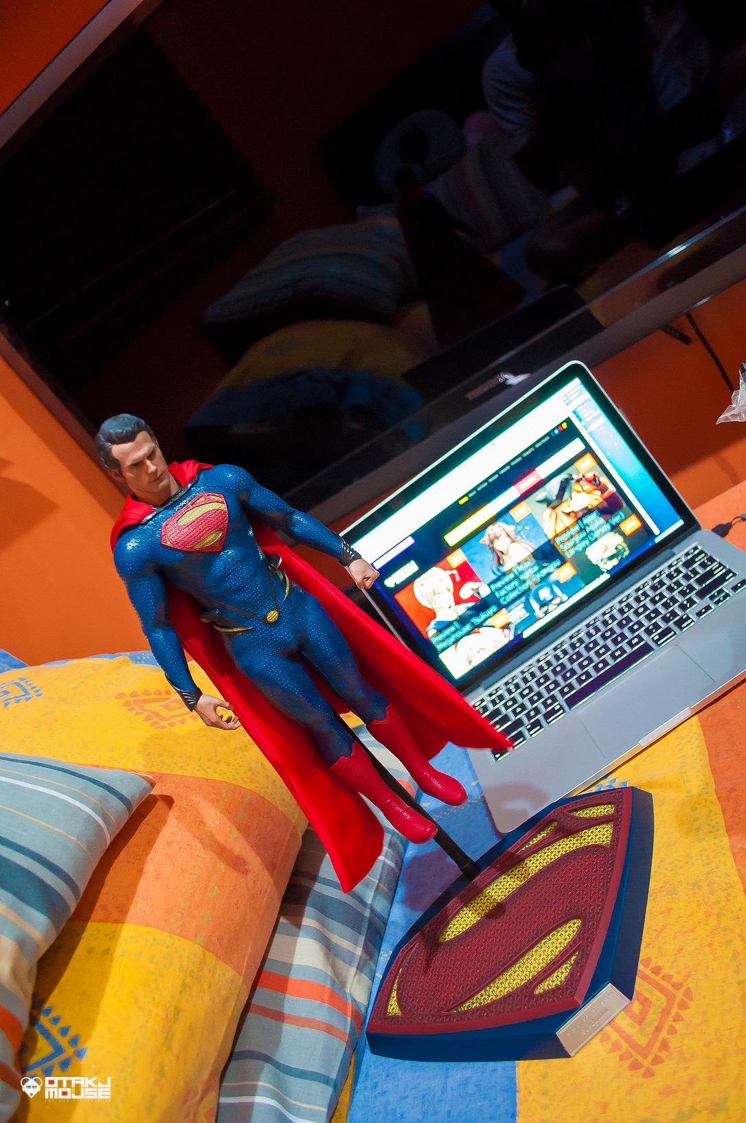 Otakumouse Unboxed! #01 | Hot Toys Superman and Amazing Spiderman (22)