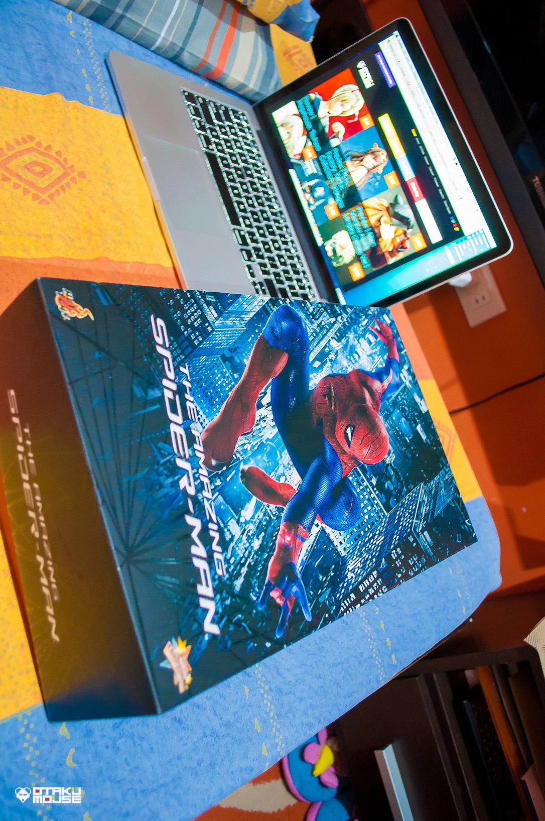 Otakumouse Unboxed! #01 | Hot Toys Superman and Amazing Spiderman (23)