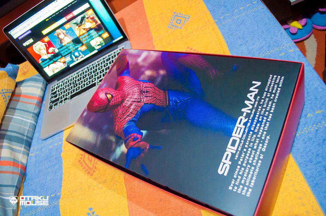 Otakumouse Unboxed! #01 | Hot Toys Superman and Amazing Spiderman (24)