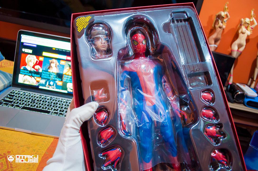 Otakumouse Unboxed! #01 | Hot Toys Superman and Amazing Spiderman (25)