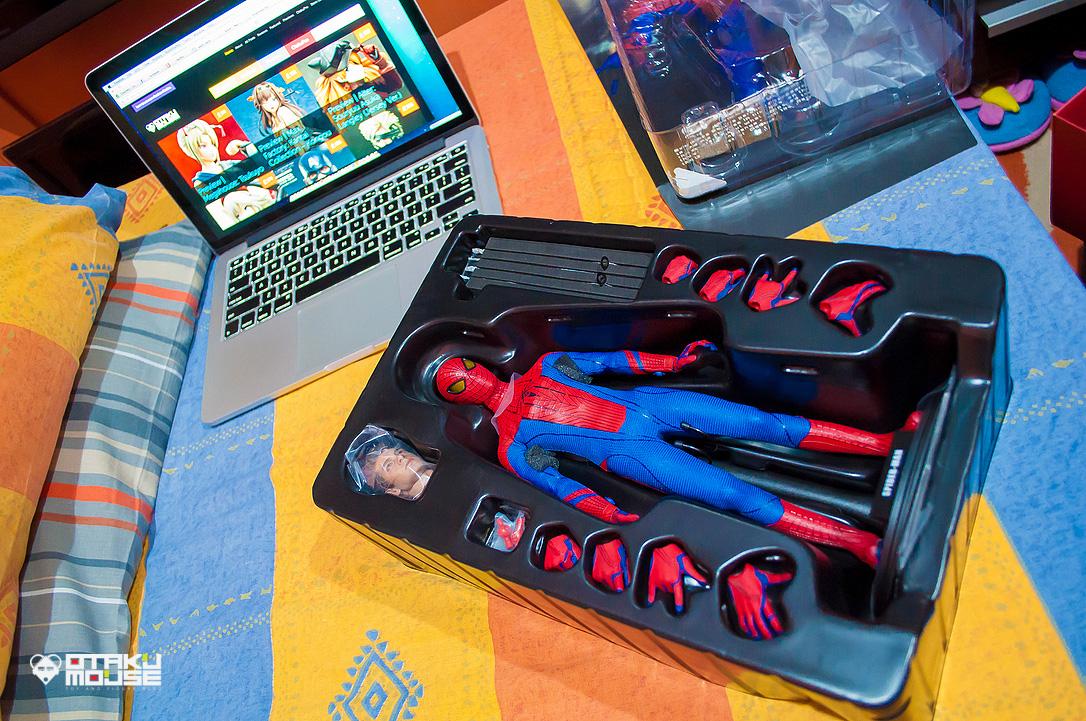 Otakumouse Unboxed! #01 | Hot Toys Superman and Amazing Spiderman (26)