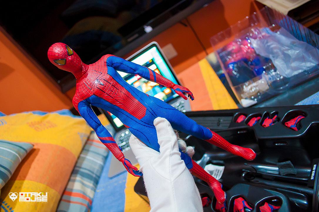 Otakumouse Unboxed! #01 | Hot Toys Superman and Amazing Spiderman (27)
