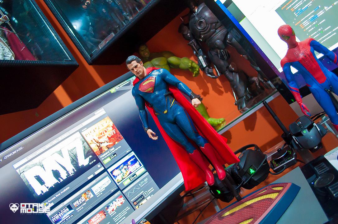 Otakumouse Unboxed! #01 | Hot Toys Superman and Amazing Spiderman (32)