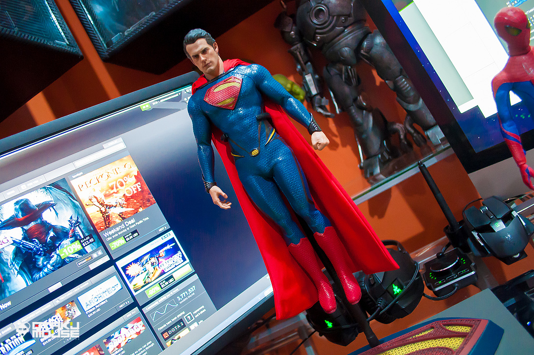 Otakumouse Unboxed! #01 | Hot Toys Superman and Amazing Spiderman (33)