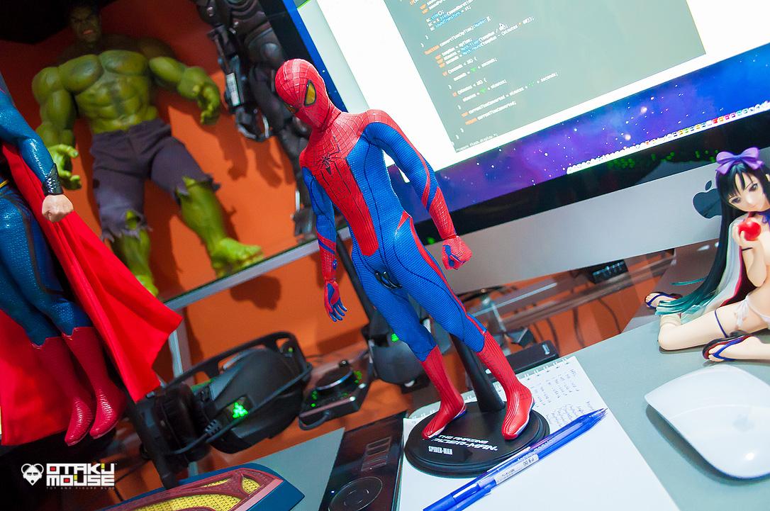Otakumouse Unboxed! #01 | Hot Toys Superman and Amazing Spiderman (34)